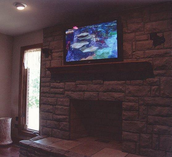 Flat Panel TV Mounting
